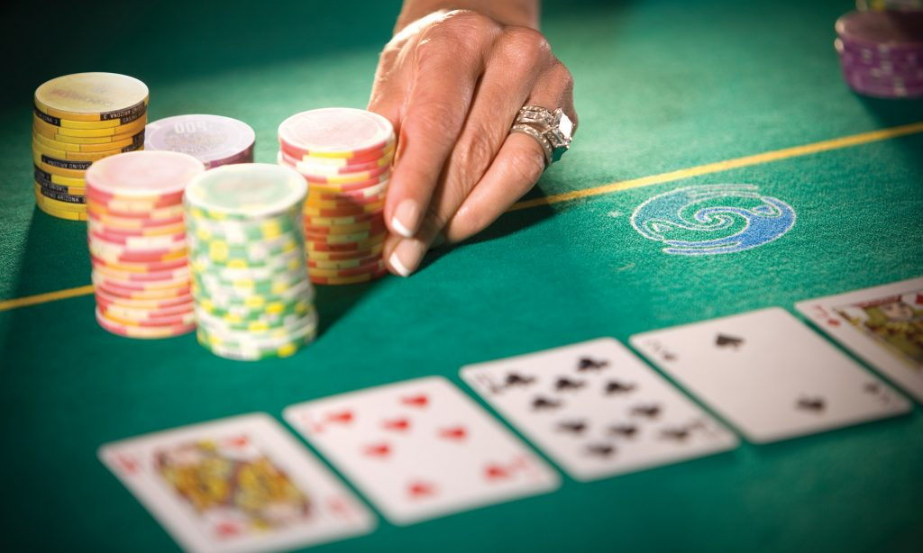 Poker Tables and Poker Policy