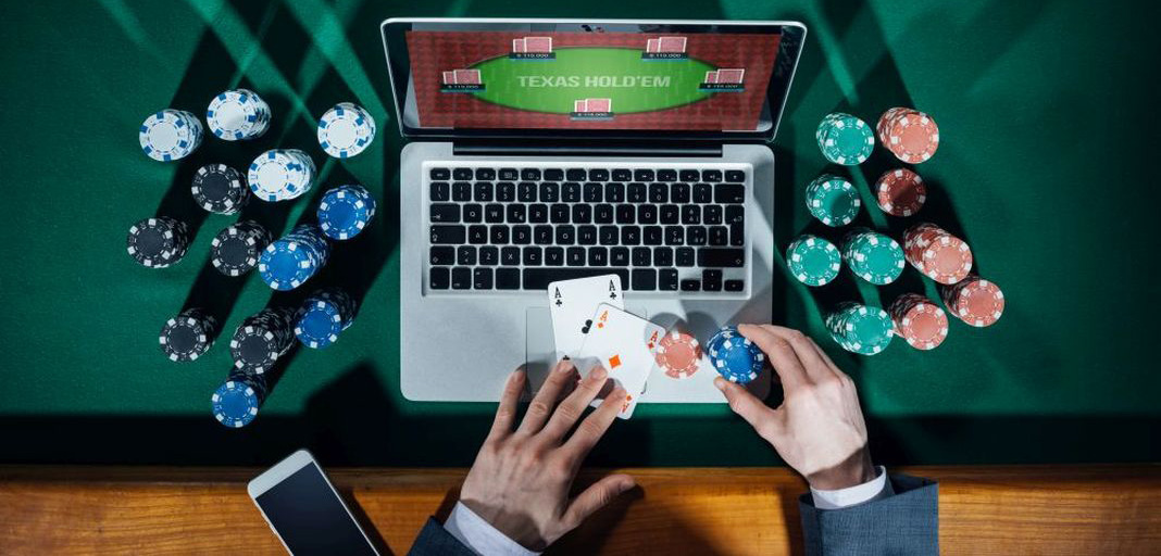 Free Money Originates About Your Online Gambling